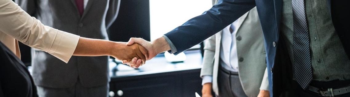 şirket kurulumu için el sıkışalım